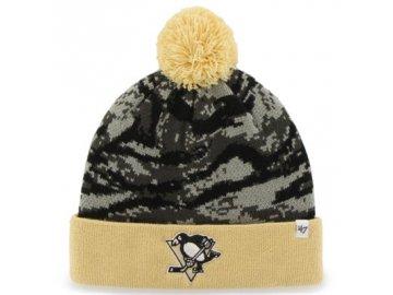Čepice Pittsburgh Penguins '47 Brand Tigershade camo