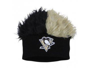 Čepice Pittsburgh Penguins Flair Hair