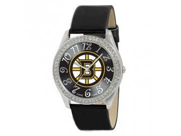 Dámské Hodinky Boston Bruins Analog Glitz