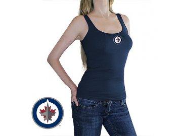 Dámský Top Winnipeg Jets Tank