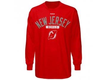 Dětské NHL tričko New Jersey Devils Acquisition - dlouhý rukáv
