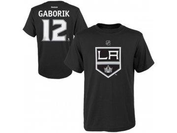 Dětské tričko Marián Gáborík #12 Los Angeles Kings