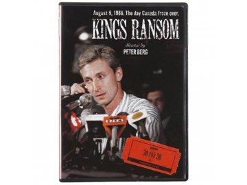 DVD - ESPN 30 For 30: Kings Ransom DVD - Wayne Gretzky
