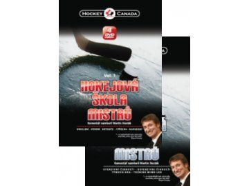 DVD - Hokejová škola mistrů