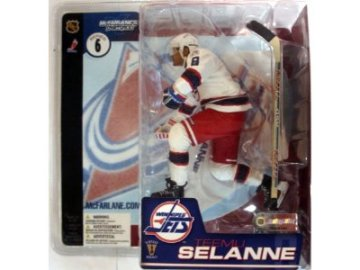 Figurka - McFarlane NHL Series 6 - Teemu Selanne - Winnipeg Jets