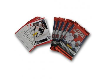 Karty NHL - Colorado Avalanche 2010-11 Team Trading Card Set with 6 Card Packs!