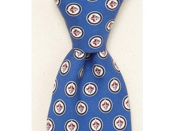 Kravata - Winnipeg Jets