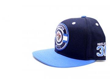 Kšiltovka - #31 - Ondřej Pavelec - Winnipeg Jets - Snapback - poslední kusy