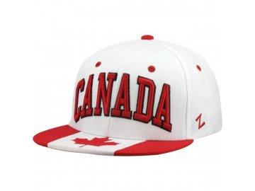 Kšiltovka - Canada Flag Snapback