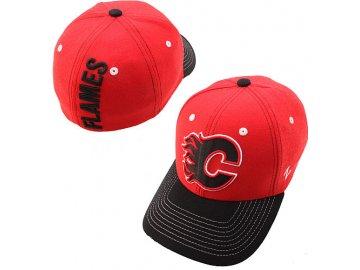 Kšiltovka - Jumbotron Stretch - Calgary Flames