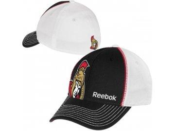 Kšiltovka Ottawa Senators Structured Flex 2014