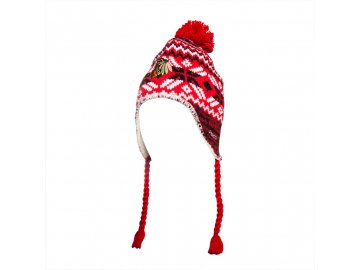 Kulich Chicago Blackhawks Tassle w/pom