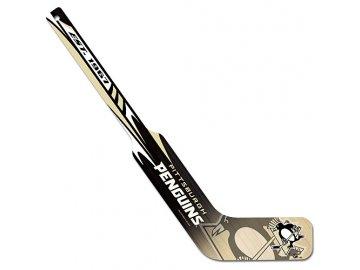 Mini hokejka - Goalie - Pittsburgh Penguins