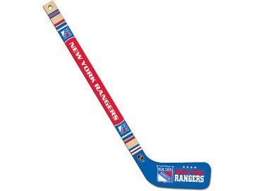 Mini hokejka - Player- New York Rangers