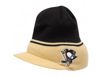 NHL kulich s kšiltem Pittsburgh Penguins Powerback