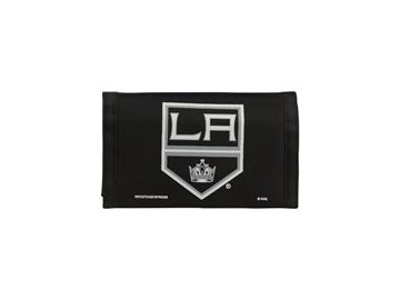 Peněženka - Nylon Trifold -  Los Angeles kings