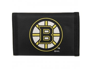 Peněženka - Nylon Trifold - Boston Bruins