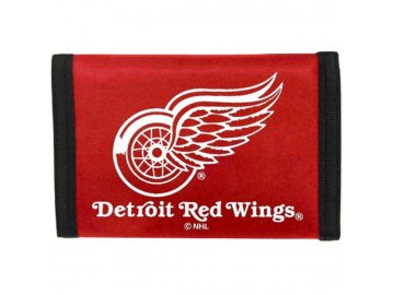 Peněženka - Nylon Trifold - Detroit Red Wings