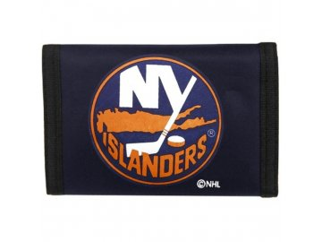 Peněženka - Nylon Trifold - New York Islanders