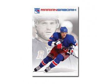 Plakát - New York Rangers Marian Gaborik