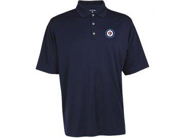 Polo - Exceed - Winnipeg Jets - modré