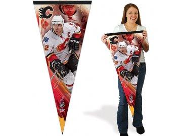 Praporek Wincraft - Calgary Flames - Jarome Iginla