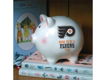Prasátko - Philadelphia Flyers