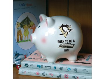 Prasátko - Pittsburgh Penguins