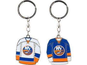 Přívěšek - Jersey - New York Islanders - 2 kusy