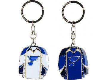 Přívěšek - Jersey - St. Louis Blues - 2 kusy