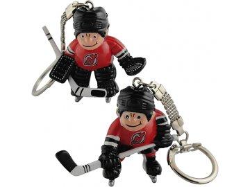 Přívěšek - Mini Players - New Jersey Devils - 2 kusy