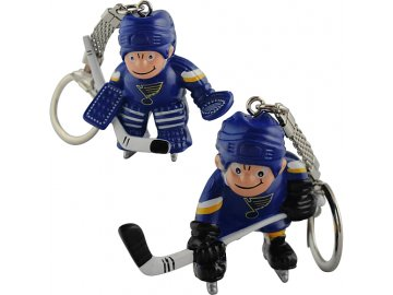 Přívěšek - Mini Players - St. Louis Blues - 2 kusy
