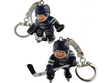 Přívěšek - Mini Players - Vancouver Canucks - 2 kusy