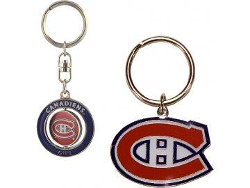 Přívěšek - Montreal Canadiens - 2 kusy