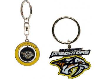 Přívěšek - Nashville Predators - 2 kusy