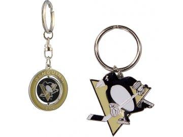 Přívěšek - Pittsburgh Penguins - 2 kusy