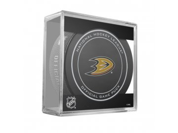 Puk Anaheim Ducks Official Game Puck