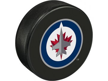 Puk - Logo - Winnipeg Jets