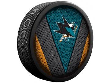 Puk San Jose Sharks Stitch