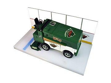 Rolba - 1 : 25 Scale Replica Zamboni - Minnesota Wild
