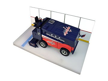 Rolba - 1:25 Scale Replica Zamboni - Washington Capitals