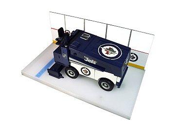 Rolba - 1:25 Scale Replica Zamboni - Winnipeg Jets