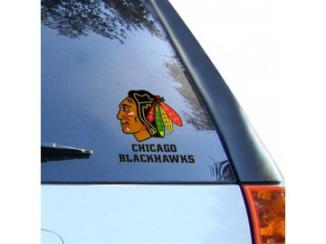 Samolepka - Chicago Blackhawks