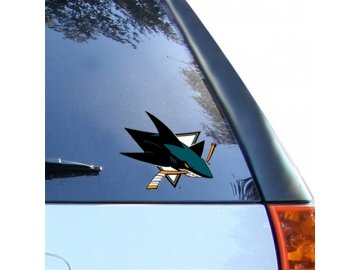 Samolepka - San Jose Sharks