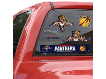 Samolepky - Florida Panthers