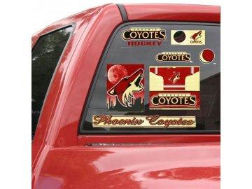 Samolepky - Arizona Coyotes (Phoenix Coyotes)