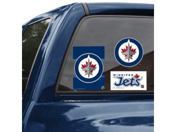 Samolepky - Winnipeg Jets