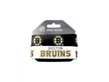 Silikonový náramek - Boston Bruins - 2 kusy
