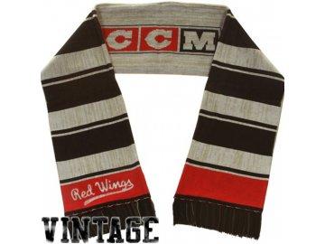 šála - Vintage Icicle - Detroit Red Wings