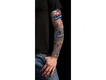 Tattoo rukáv - Vancouver Canucks